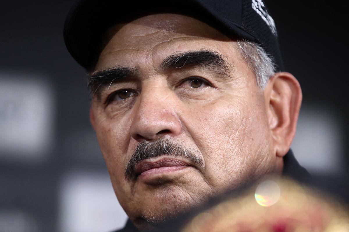 Trainer Abel Sanchez among those who consider Canelo No. 1 P4P