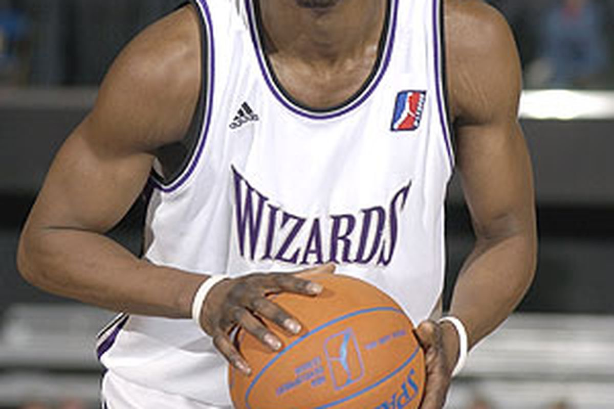 """<a href=""""http://www.nba.com/media/dleague/major_300.jpg"""">Renaldo Major</a> has been playing very well for the Wizards lately."""