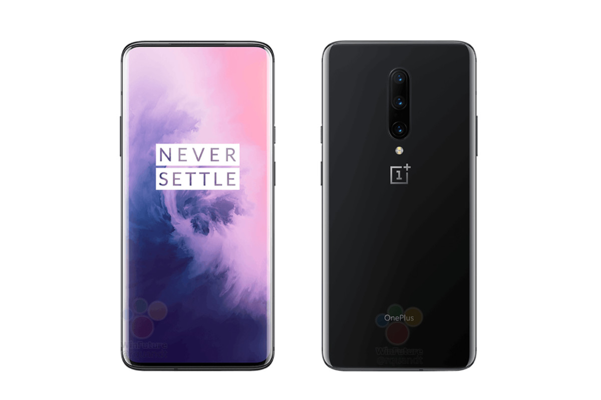 oneplus 7 pro leaks show off the bezelless �breakthrough