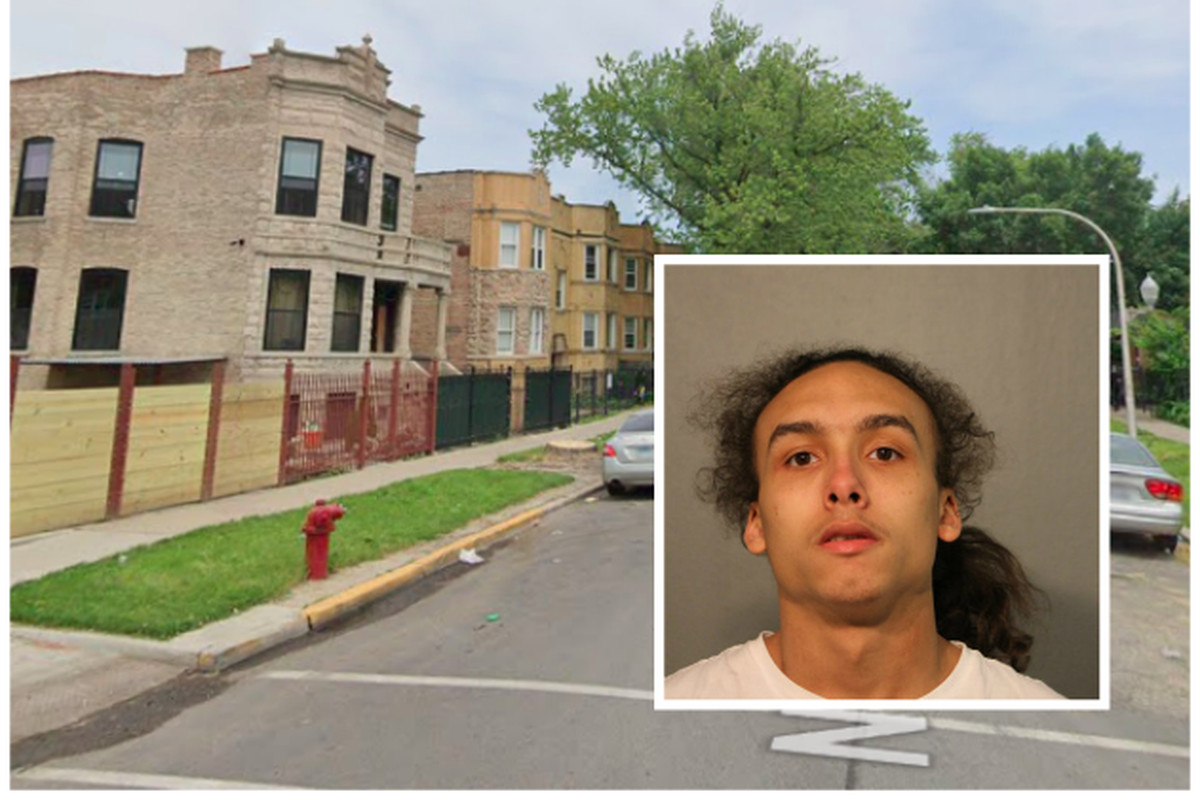 Julius Thomas III (insert) faces a count of first-degree murder in a fatal shooting Monday in the 1000 block of North Springfield Avenue.