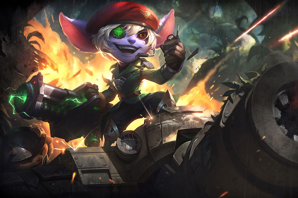 Omega Squad Tristana Fizz Twitch And Veigar Join The Fight The