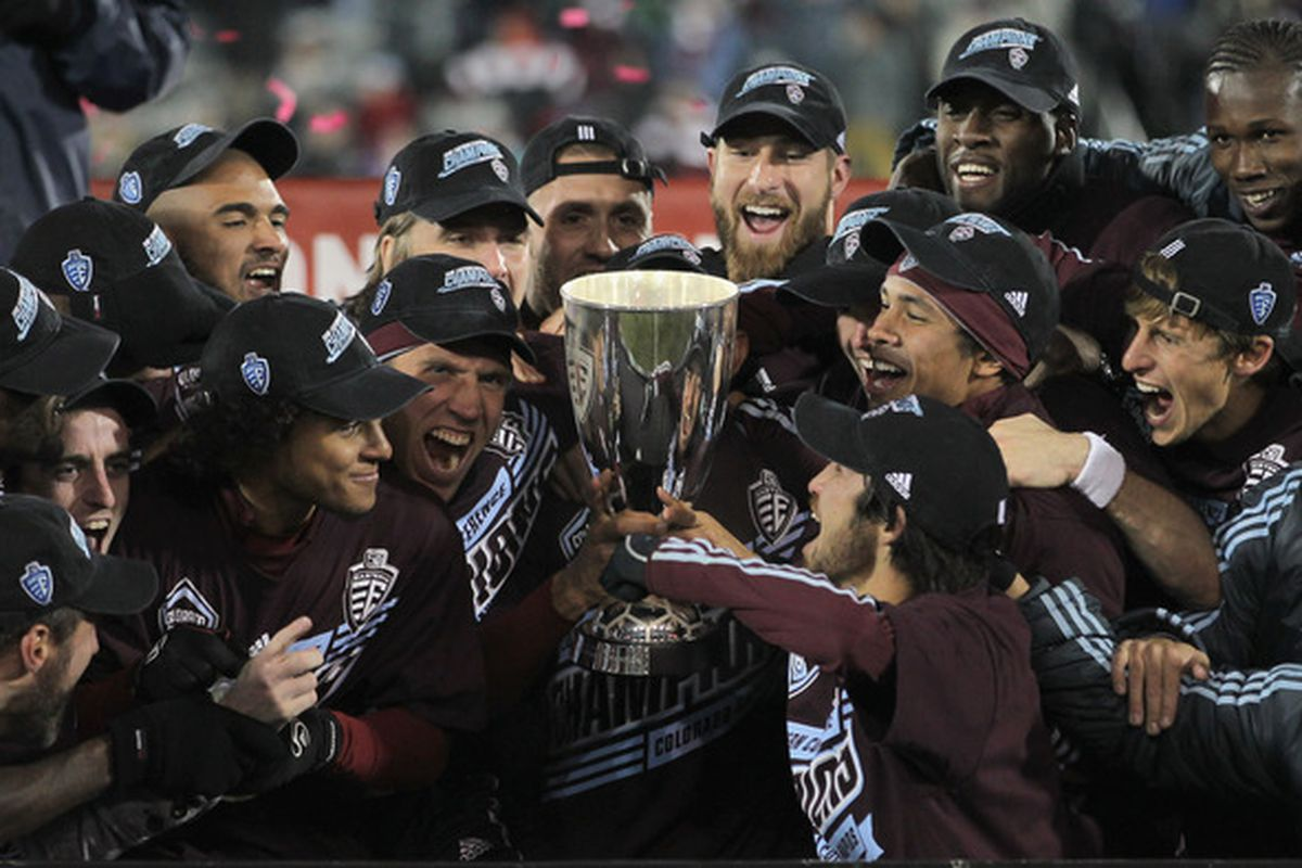 Hopefully the Rapids won't need to raise the EASTERN conference championship to make it to another final with the new rules in play.