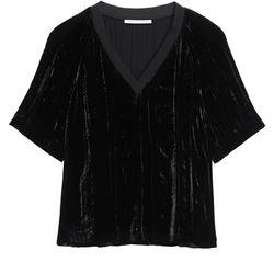 Velvet top, $85