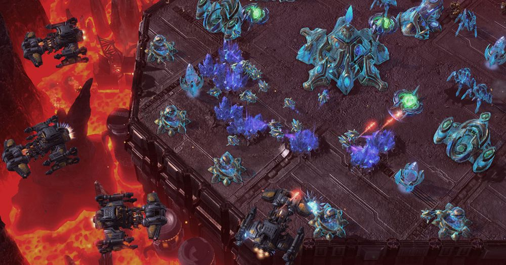 Blizzard details StarCraft 2: Heart of the Swarm's massive