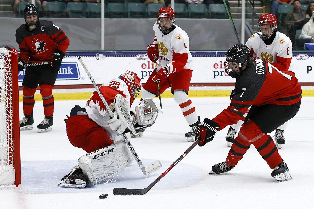 2021 IIHF Ice Hockey U18 World Championships - Final