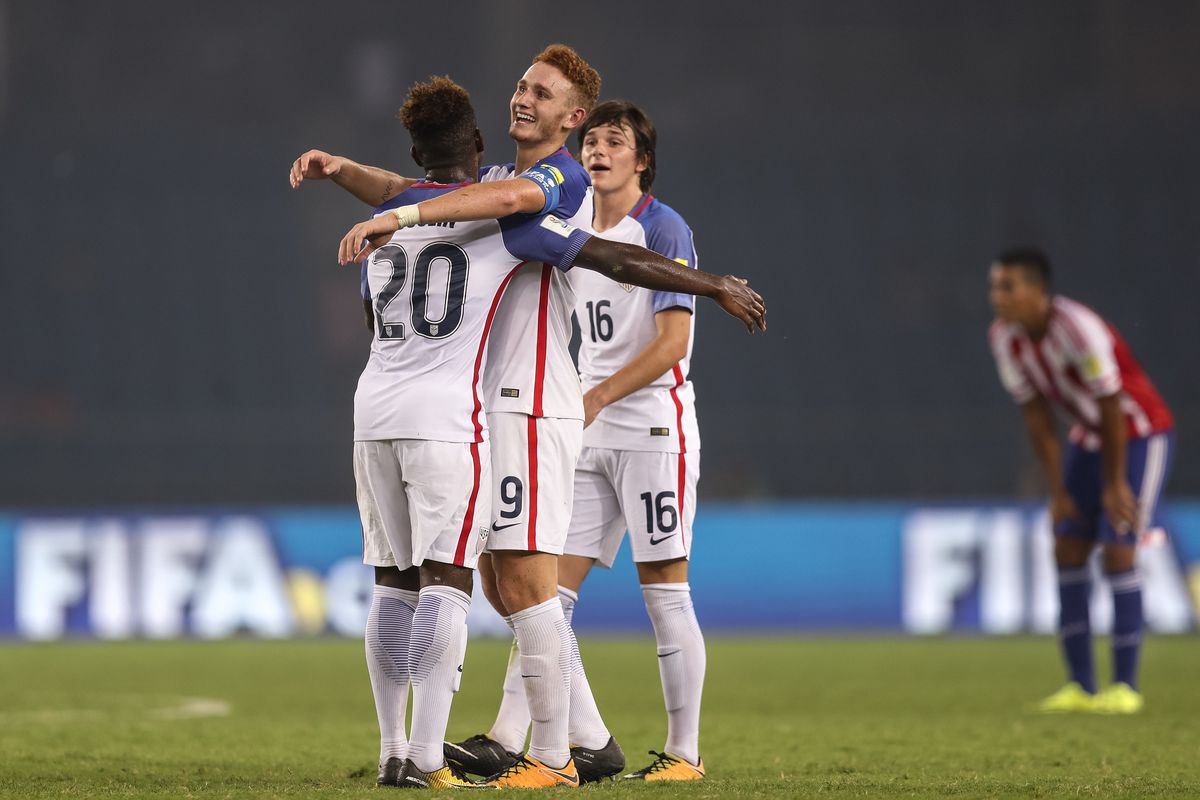 Paraguay v USA - FIFA U-17 World Cup India 2017 Round of 16