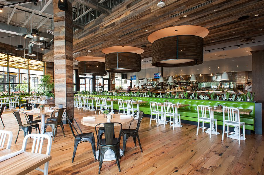 True Food Kitchen Design true food kitchen the point el segundo photo - eater la