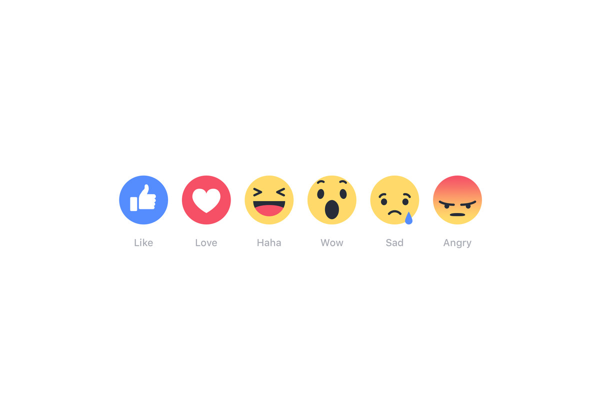 Facebook rolls out expanded like button reactions around the world after more than a year in development facebooks expanded like button reactions are now coming to a news feed near you for the first time buycottarizona