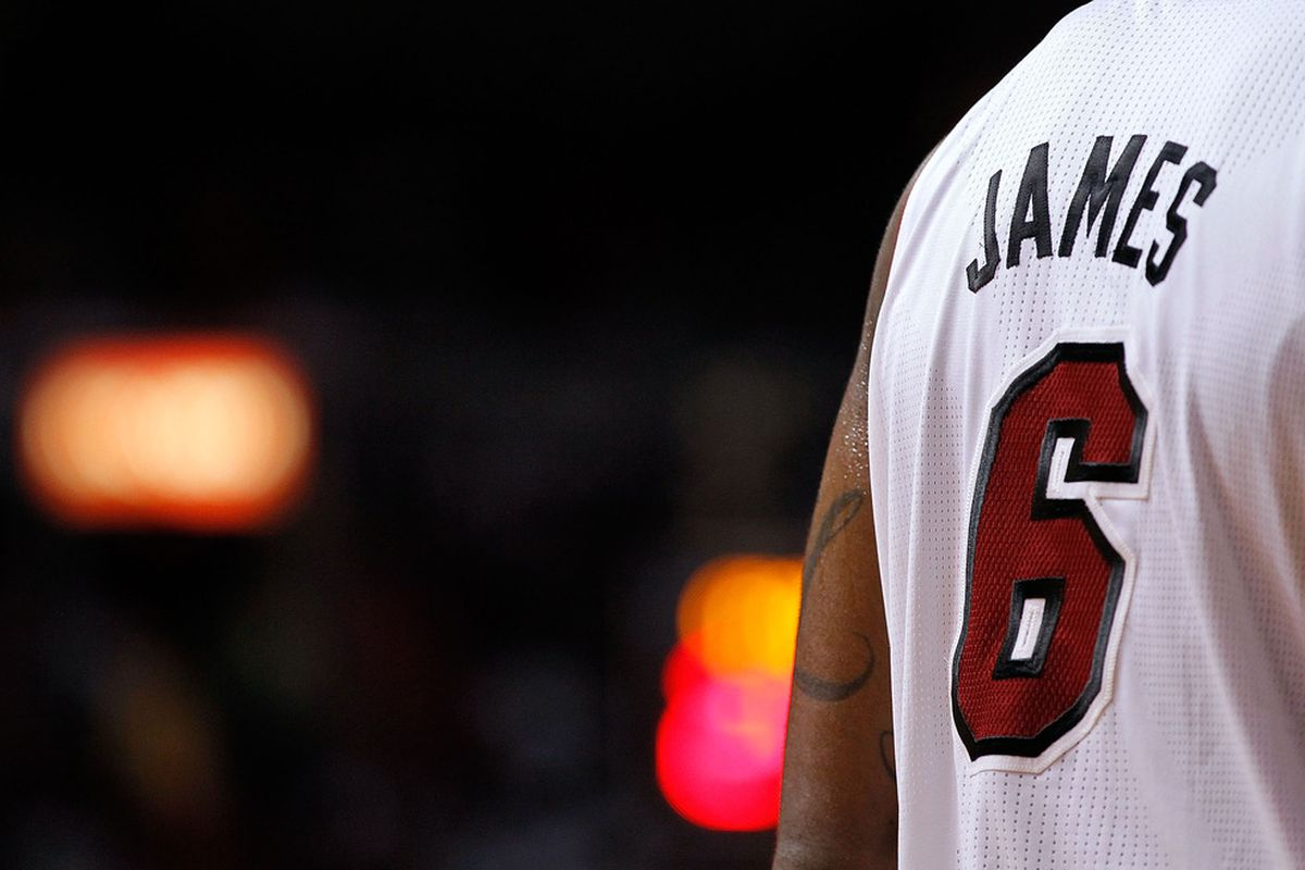 Lebron James continues to dominate both the NBA and NBA MVP 2012 discussions.