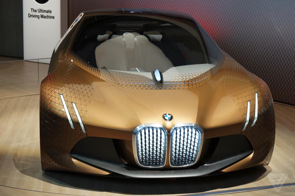 BMW Vision Next 100 gallery