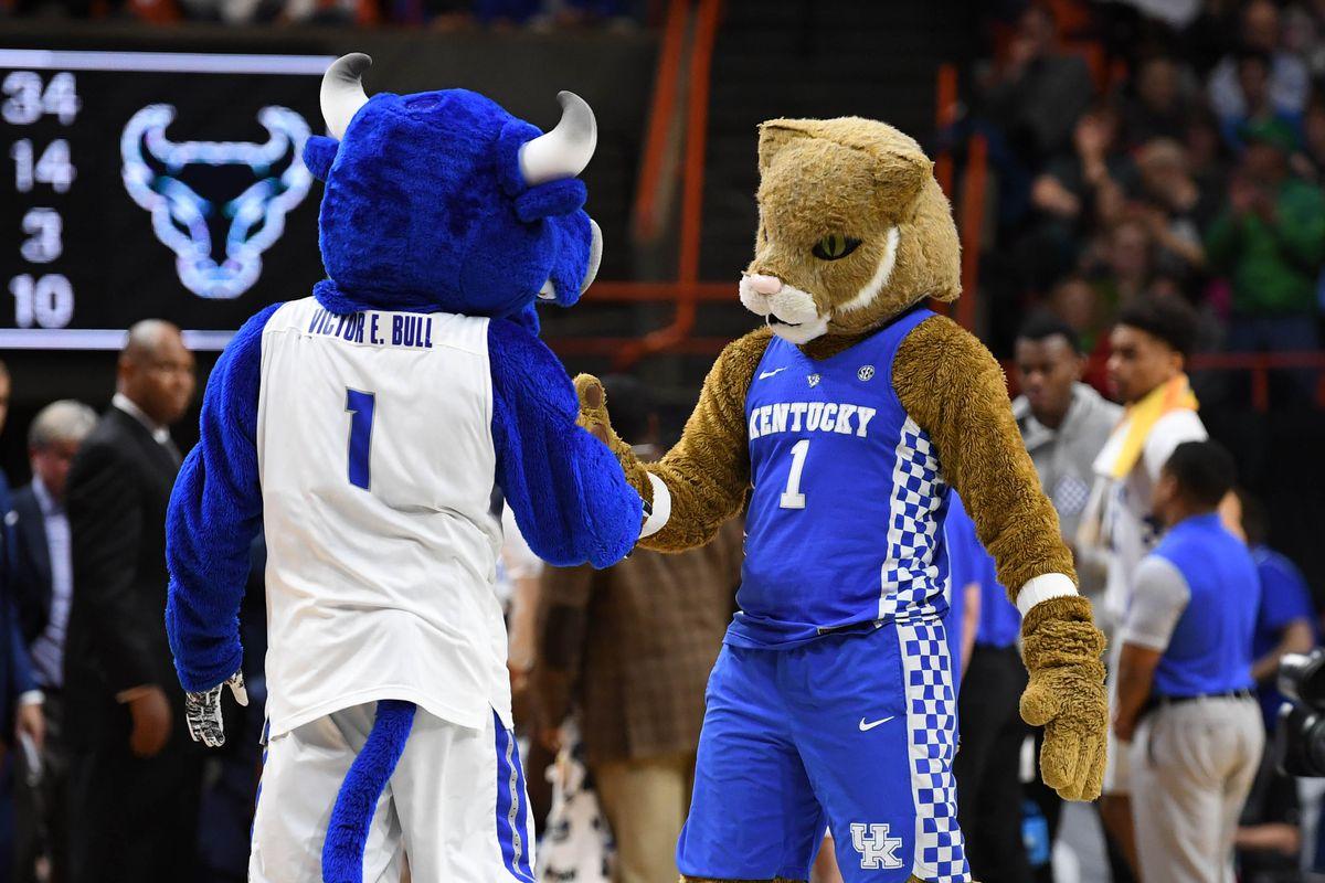 Uk Basketball: Kentucky Wildcats Run Past Buffalo Into NCAA Sweet 16