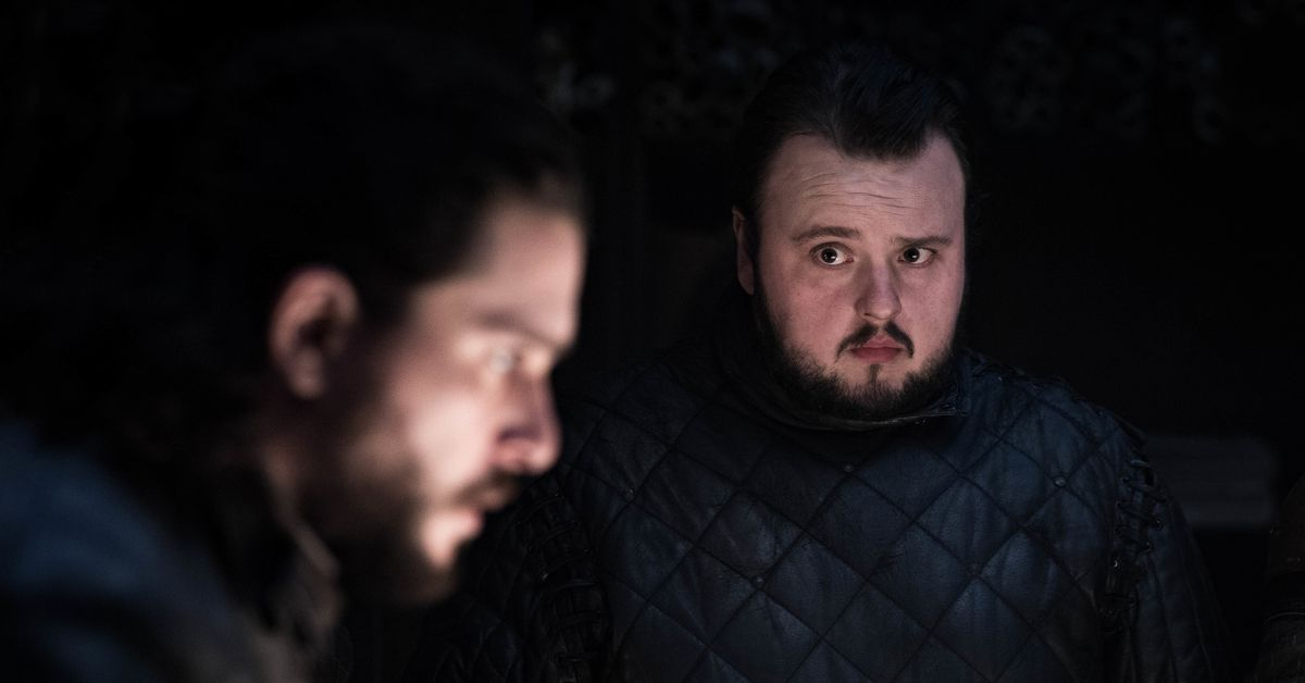 Samwell Tarly's connections to George R.R. Martin could play out right to the series' end
