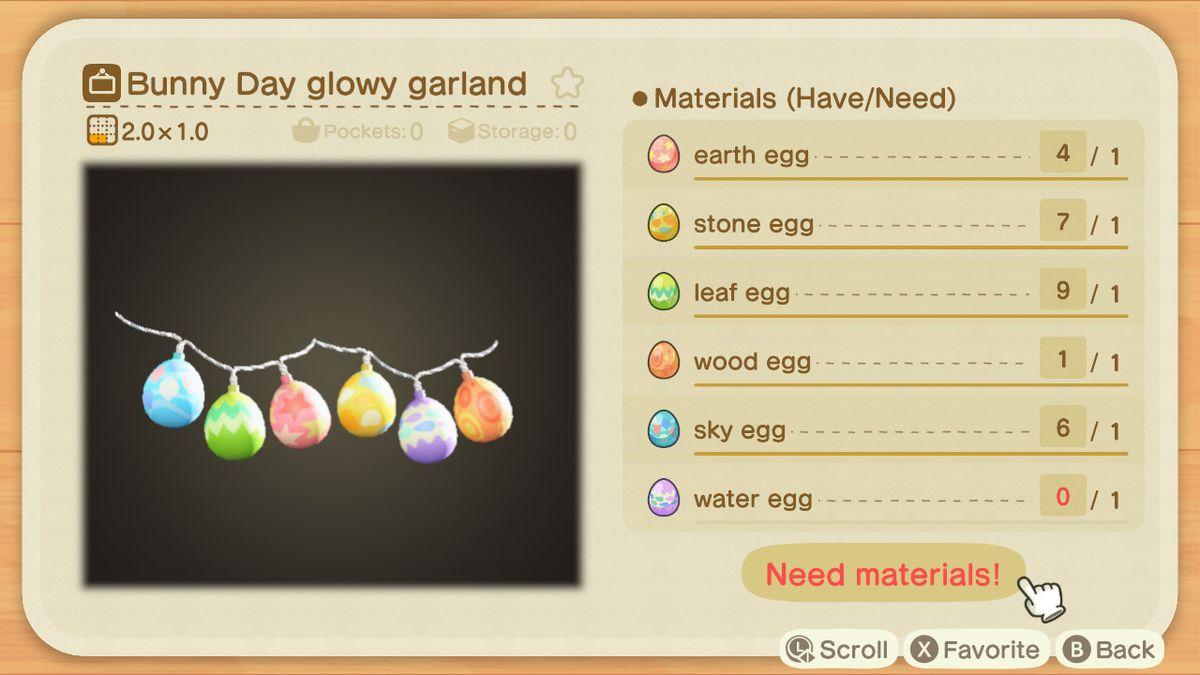 EUh4g0eU4AIt Ao - Animal Crossing: New Horizons - Progetti caccia all'uovo