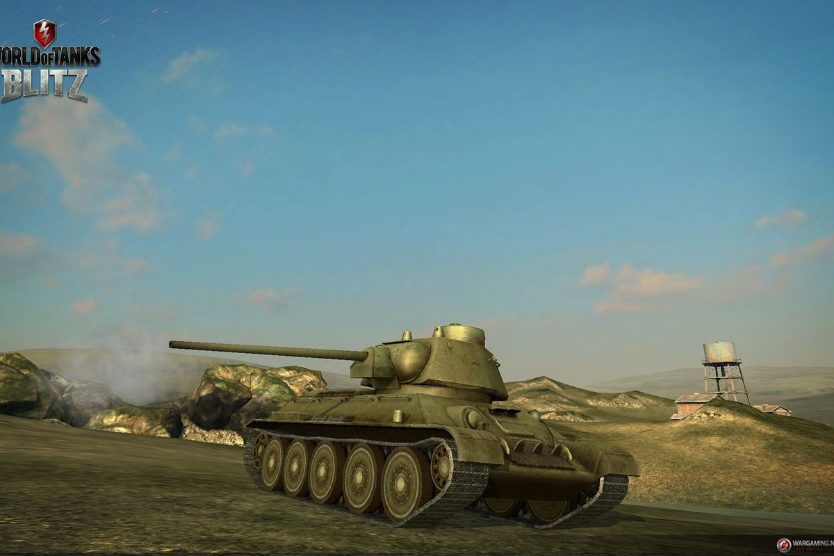 World of Tanks Blitz launches globally on iOS June 26 - Polygon