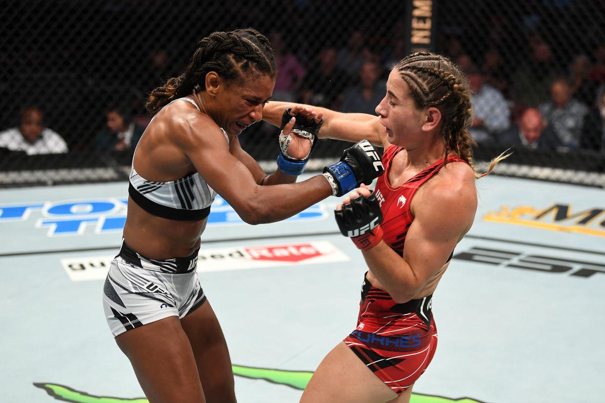 UFC 265: Torres v Hill