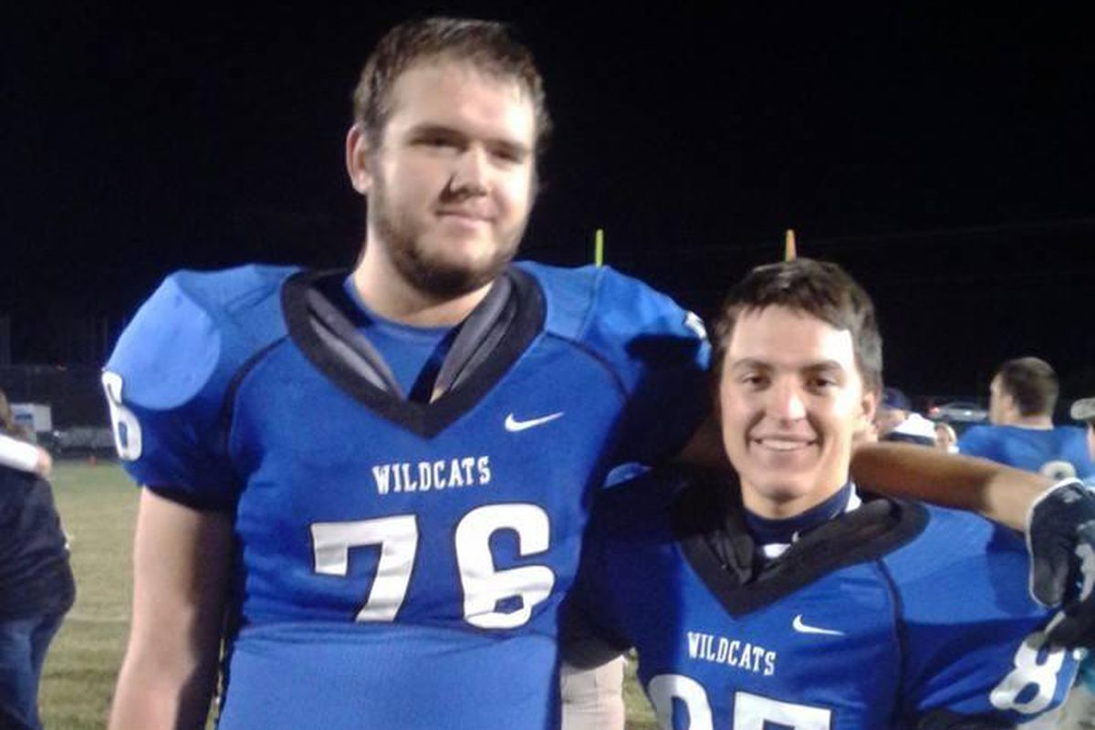 '15 offensive tackle Austin Clark received an offer from Ohio State. Where do the Buckeyes stand?