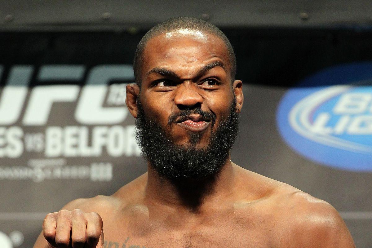 UFC 152 Weigh In