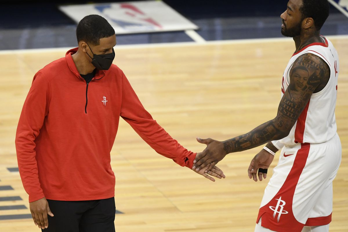 Houston Rockets v Minnesota Timberwolves