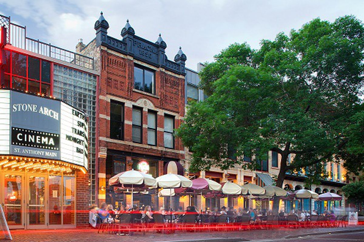 The event center on St. Anthony Main is remade as El Jefe.