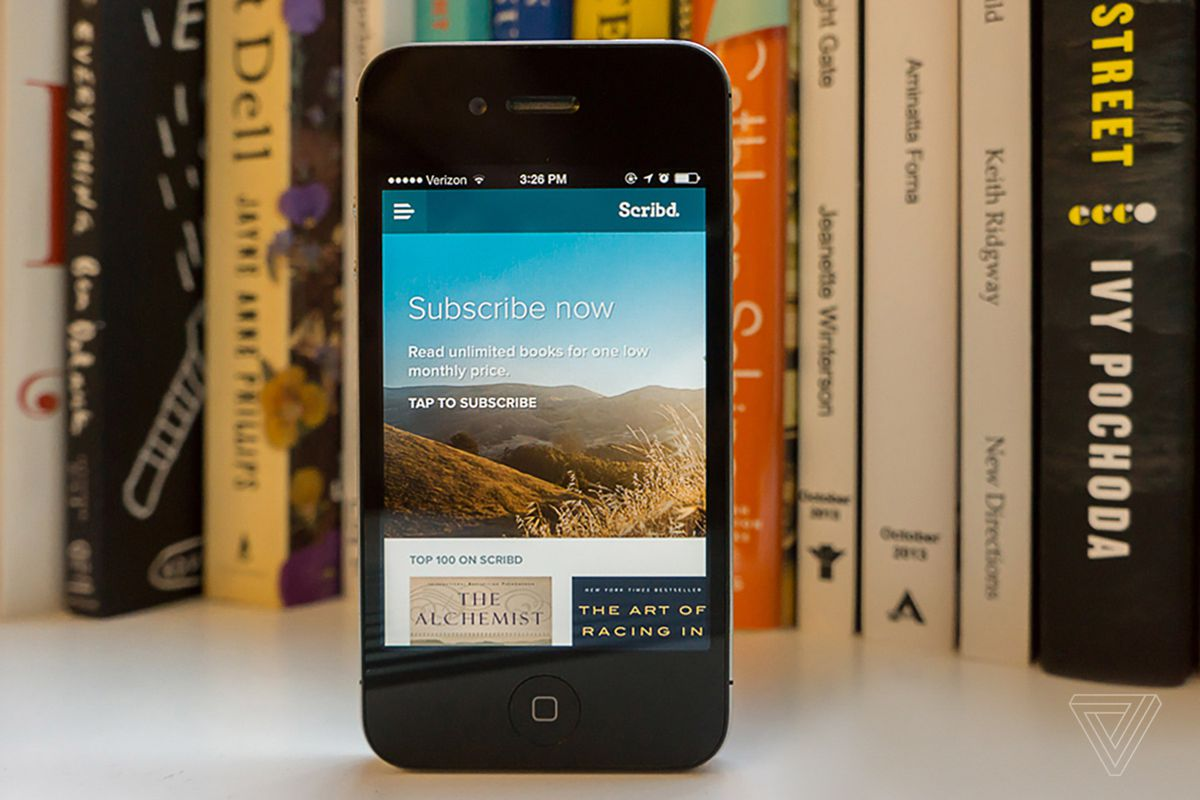 Scribd brings back its unlimited ebooks and audiobooks
