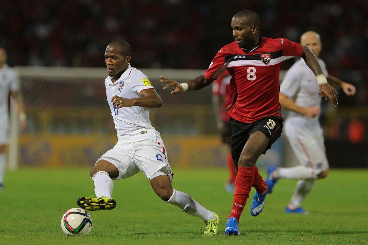United States v Trinidad & Tobago - FIFA 2018 World Cup Qualifier