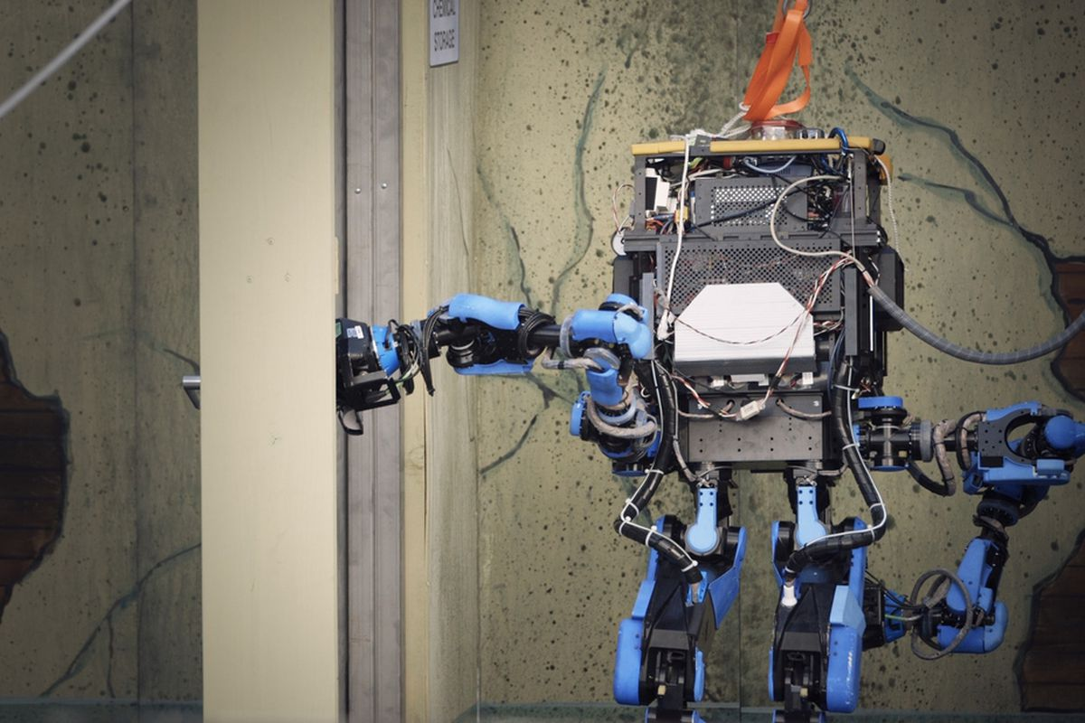 Google rejects military funding for its advanced humanoid