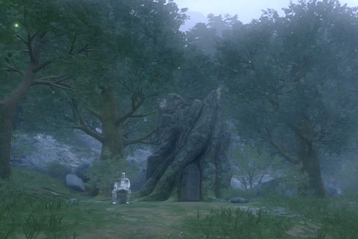 Nier Replicant guide: Forest of Myth answers walkthrough