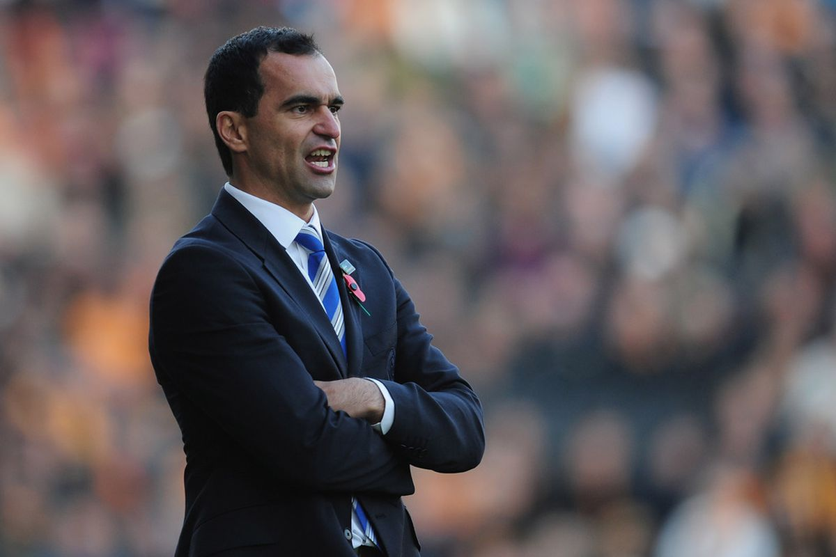 Martinez has apologised on behalf of the club to Wolves for Alcaraz's behaviour.