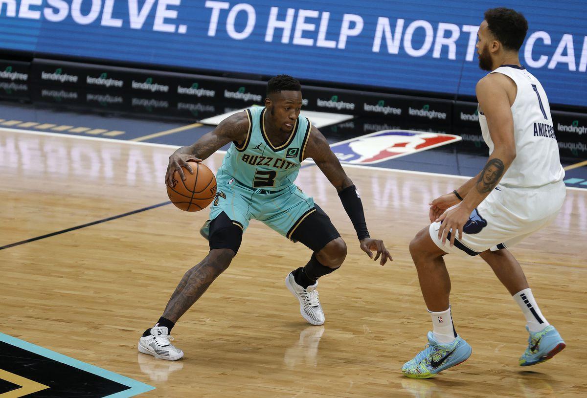 Memphis Grizzlies v Charlotte Hornets