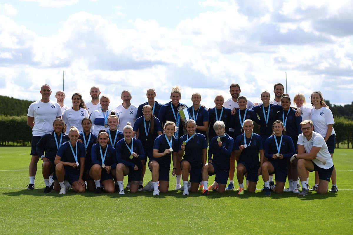 Chelsea Women Squad