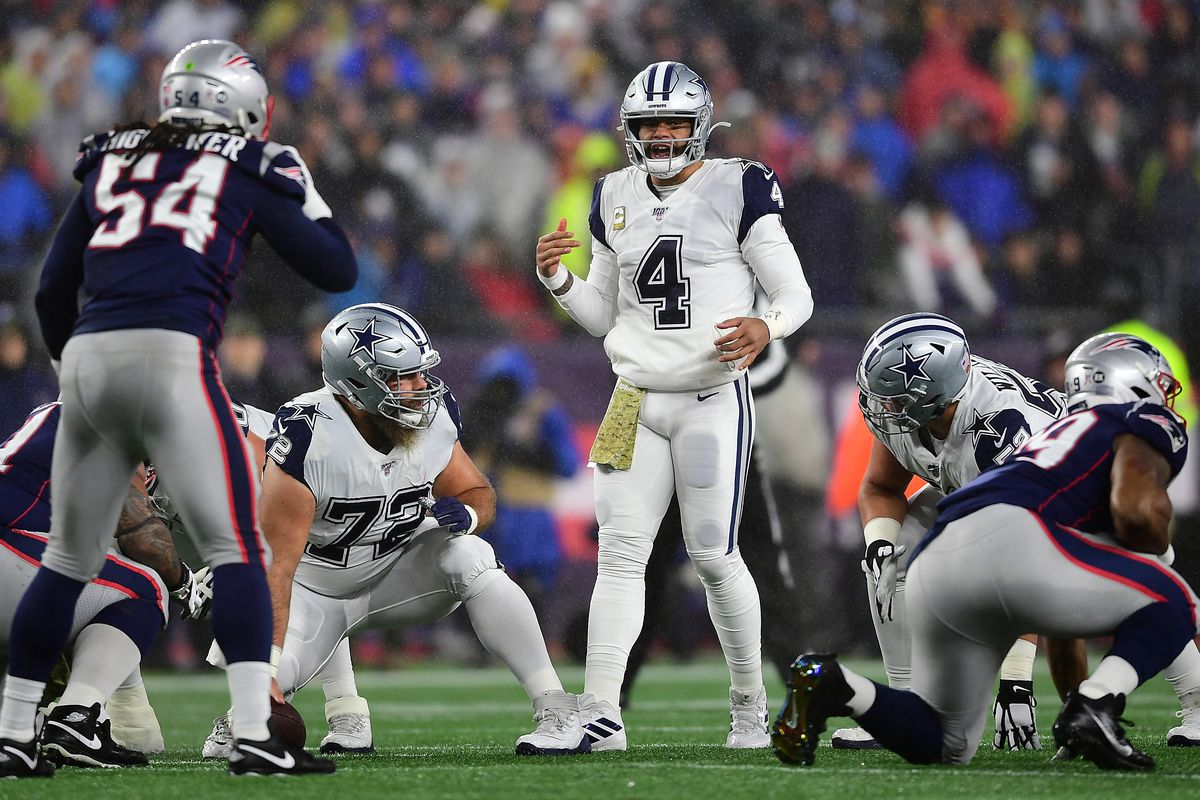 Cowboys Patriots 2019 Week 12 Game Day Live Thread Iii