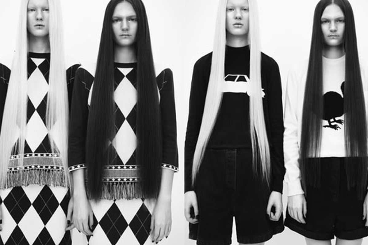 """Image via <a href=""""http://www.instyle.co.uk/news/jw-anderson-returns-with-a-second-fashion-line-for-topshop-04-02-13"""">Instyle</a>"""