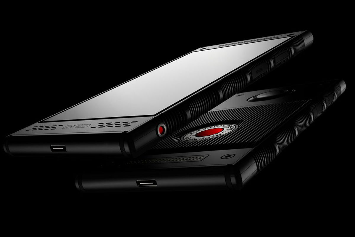 The Red Hydrogen One Is Coming To Att And Verizon This Summer The
