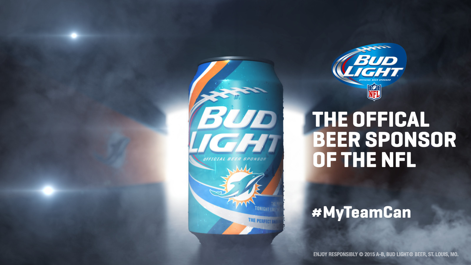 Bud Light Is A Big Fan Of Your Favorite Nfl Team And 27