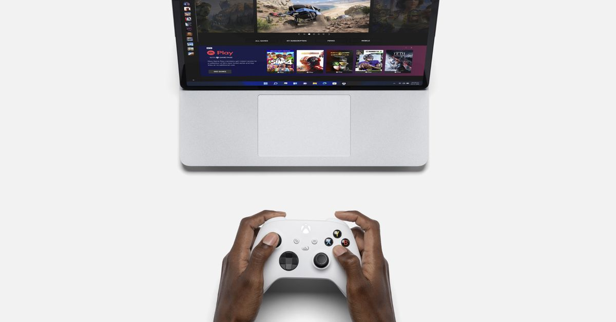 It's time for Microsoft to make an Xbox or Surface laptop - The Verge
