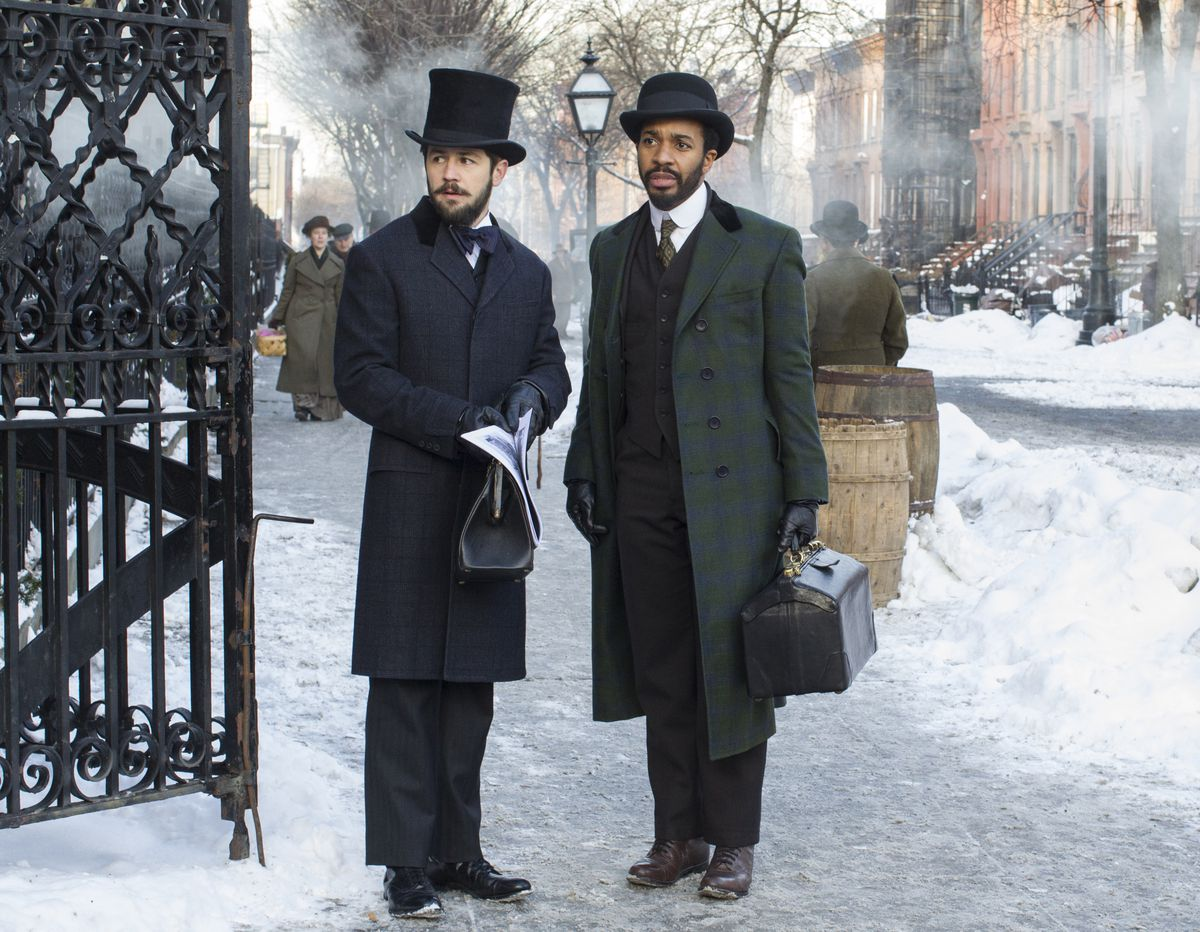 The Knick winter