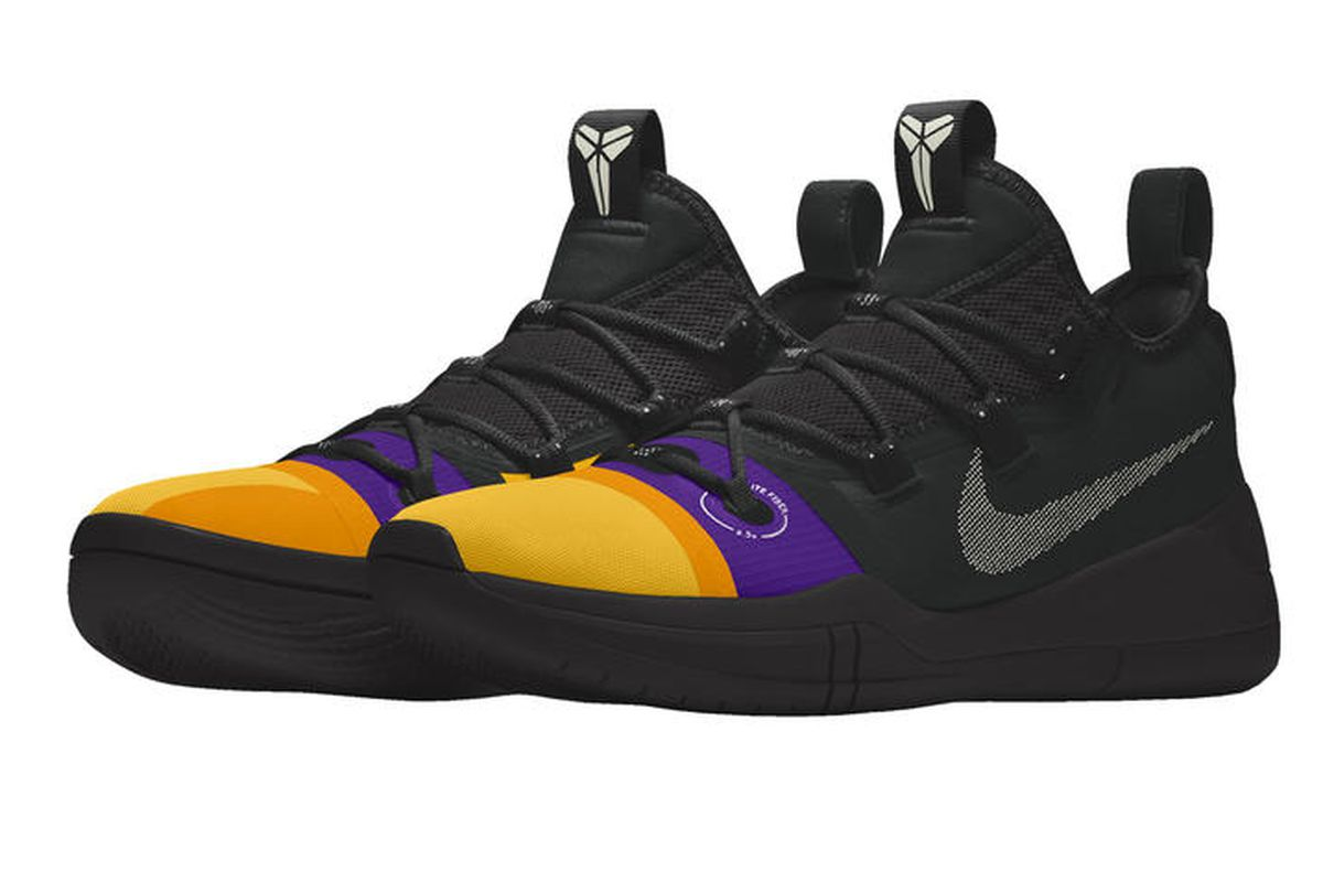 wholesale dealer 9479b 19576 Kyle Kuzma to wear customized Nike Kobe AD for NBA opening week
