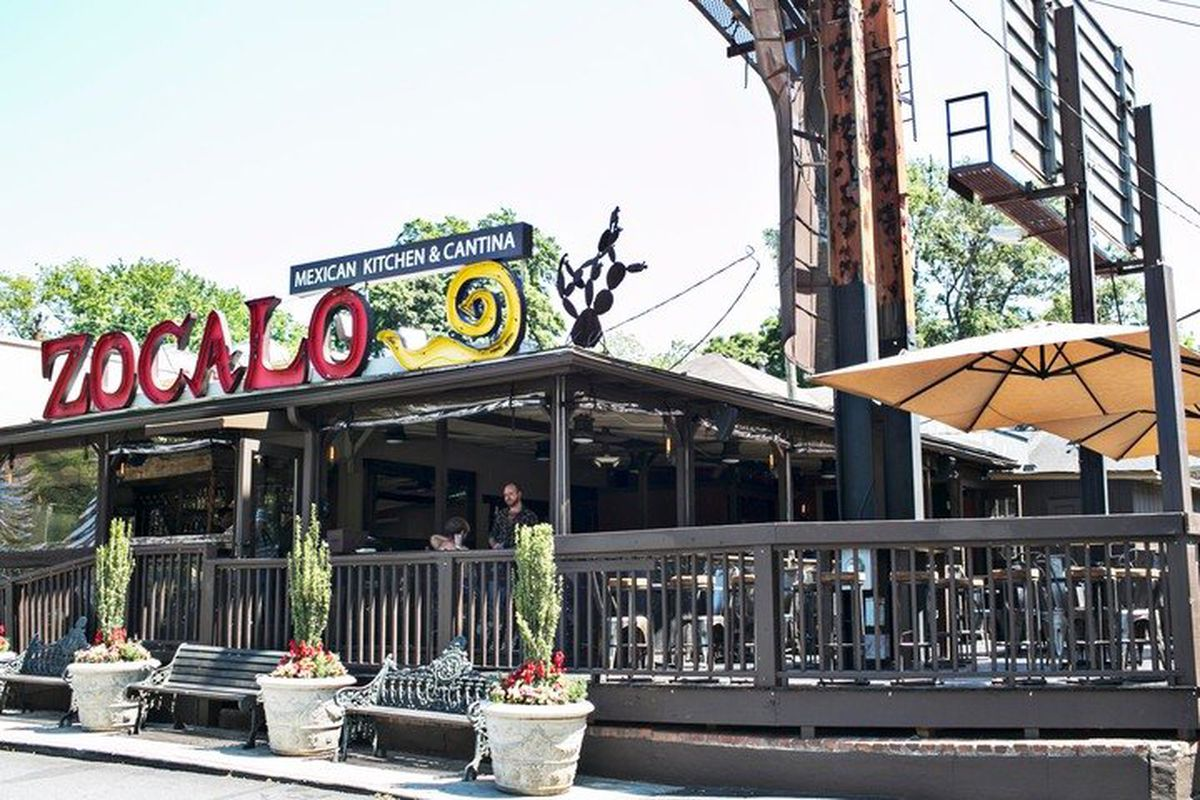 Zocalo Responds To Videos And Photos Of People Gathering At The Midtown Atlanta Mexican Restaurant Eater Atlanta