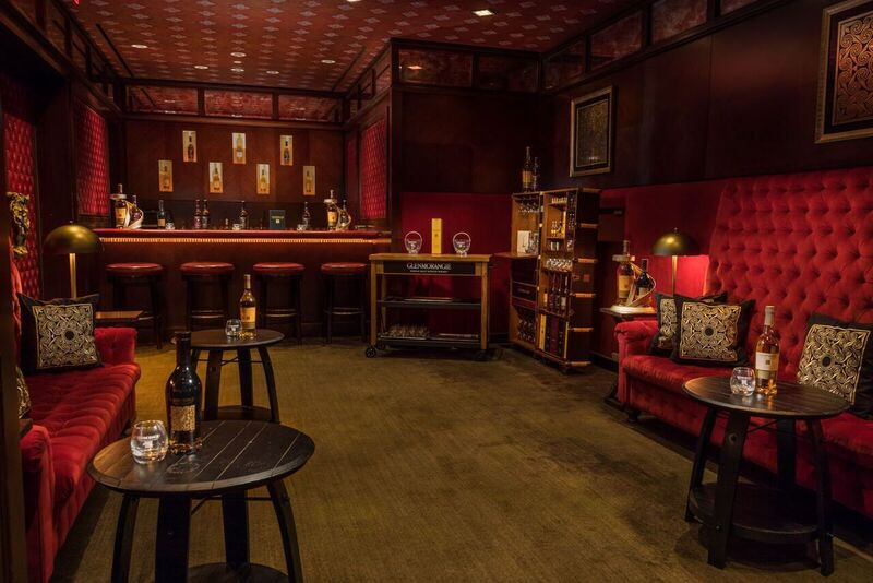 Scotch Room at The Intercontinental Hotel
