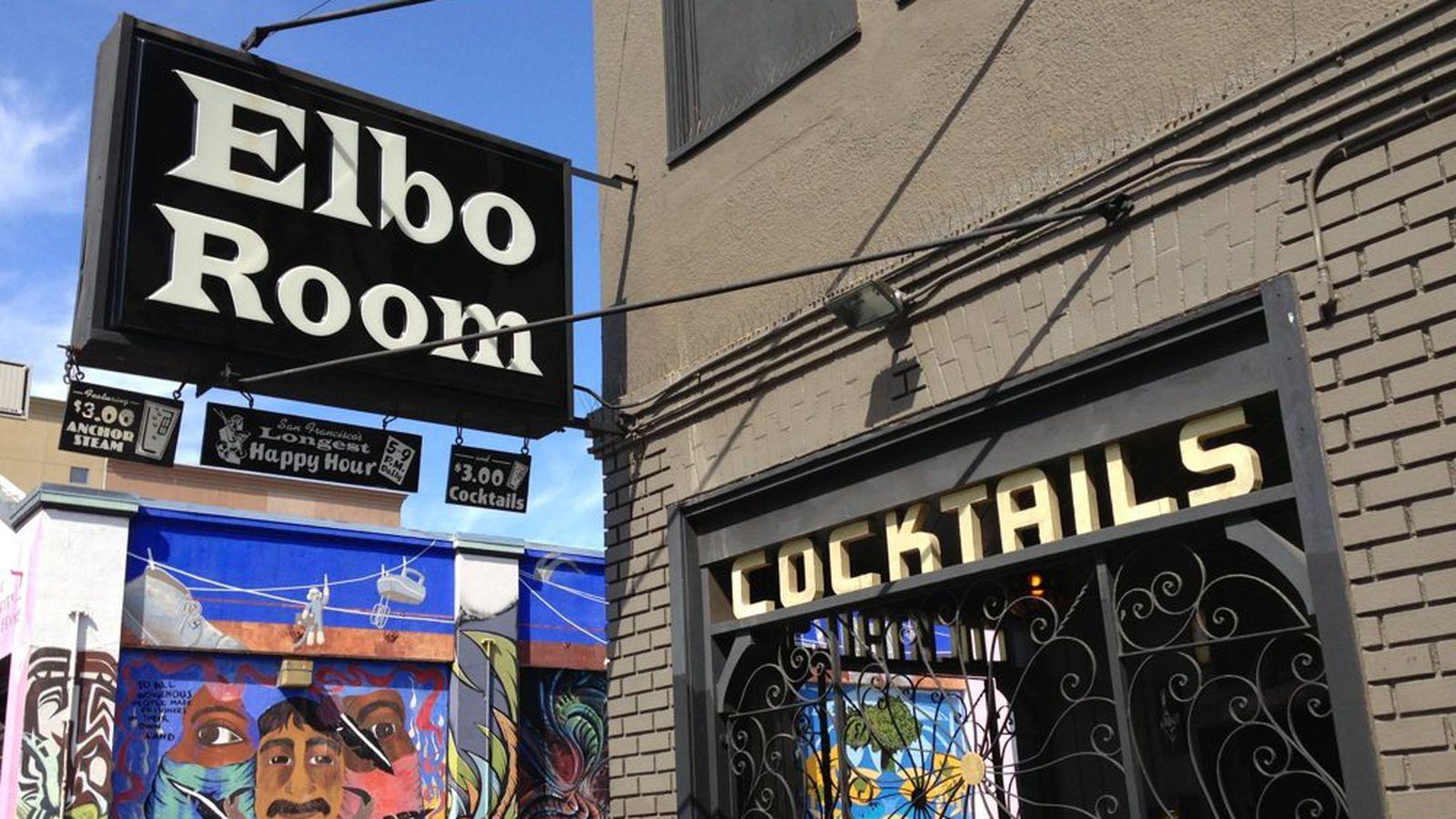 The Elbo Room Chicago Menu