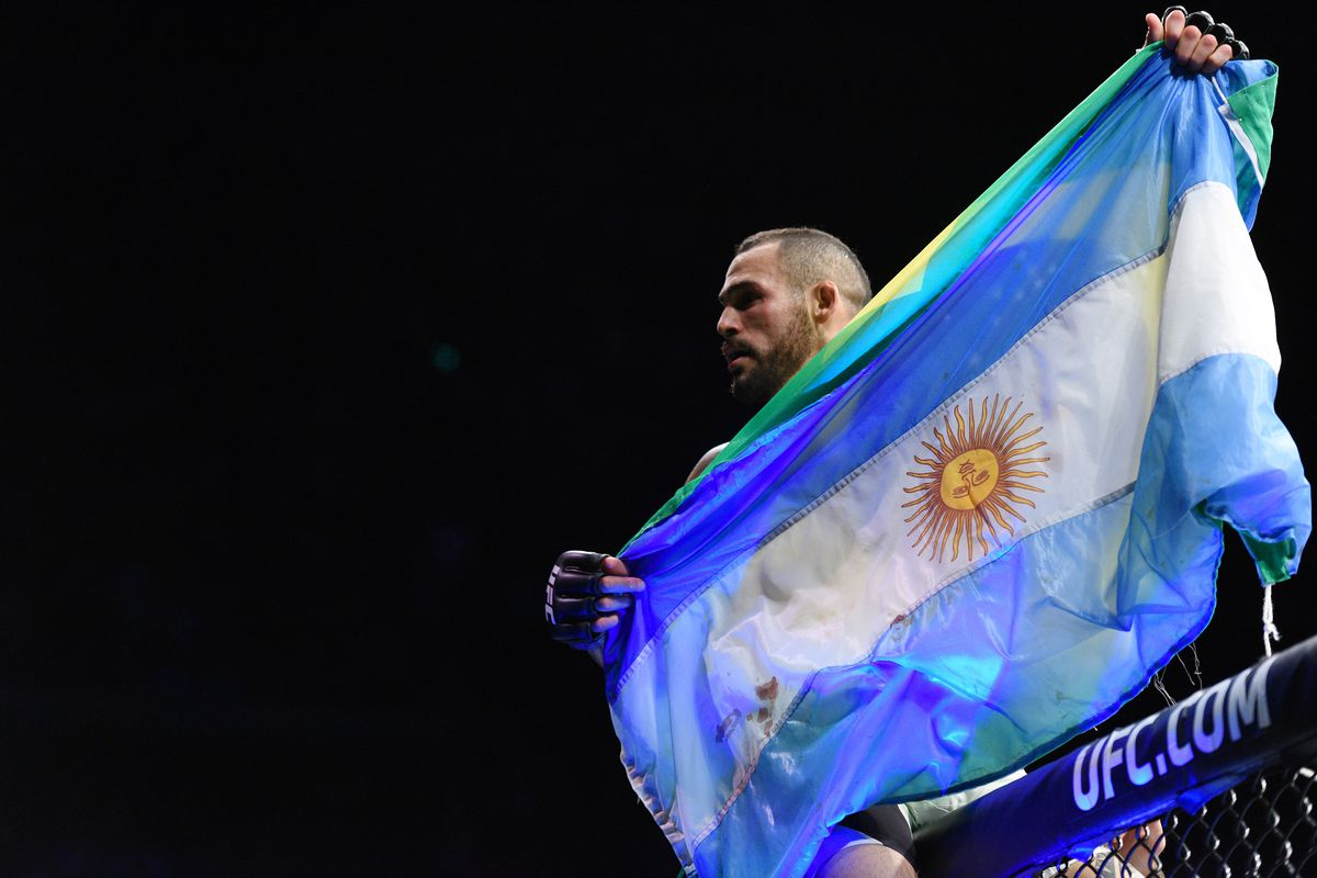 MMA: UFC Fight Night-Nelson vs Ponzinibbio
