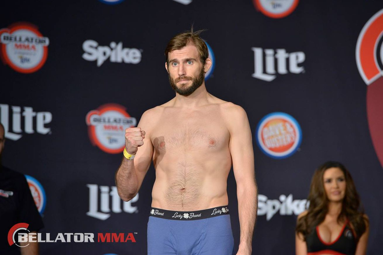 Bellator 180 results: Ryan Couture grinds out win over Haim Gozali