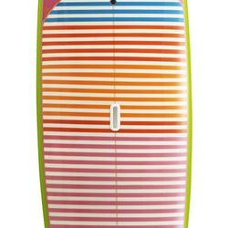 """Trina Turk Paddleboard (available at <a href=""""http://www.waldensurfboards.com/""""target=""""_blank"""">Walden Surfboards</a>), $1,755"""