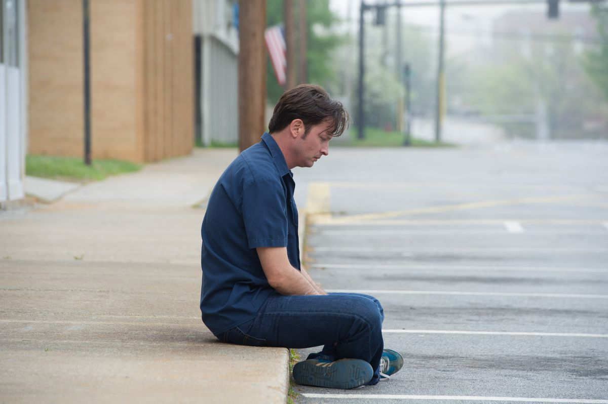 Aden Young as Daniel Holden in Rectify