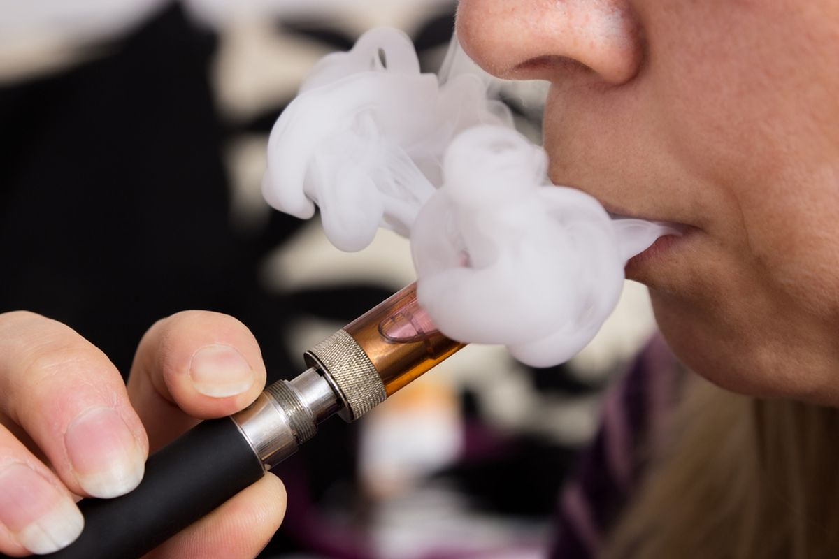 2e0be0ce950 Some e-cigarettes contain chemicals that cause