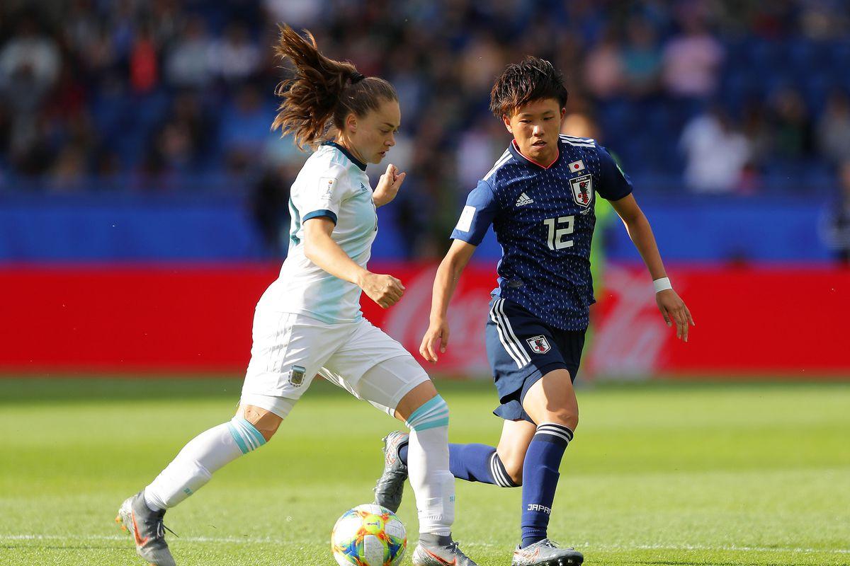 Argentina v Japan: Group D - 2019 FIFA Women's World Cup France
