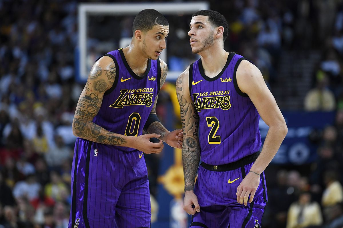 tyson chandler kyle kuzma and lonzo ball know lakers have to do