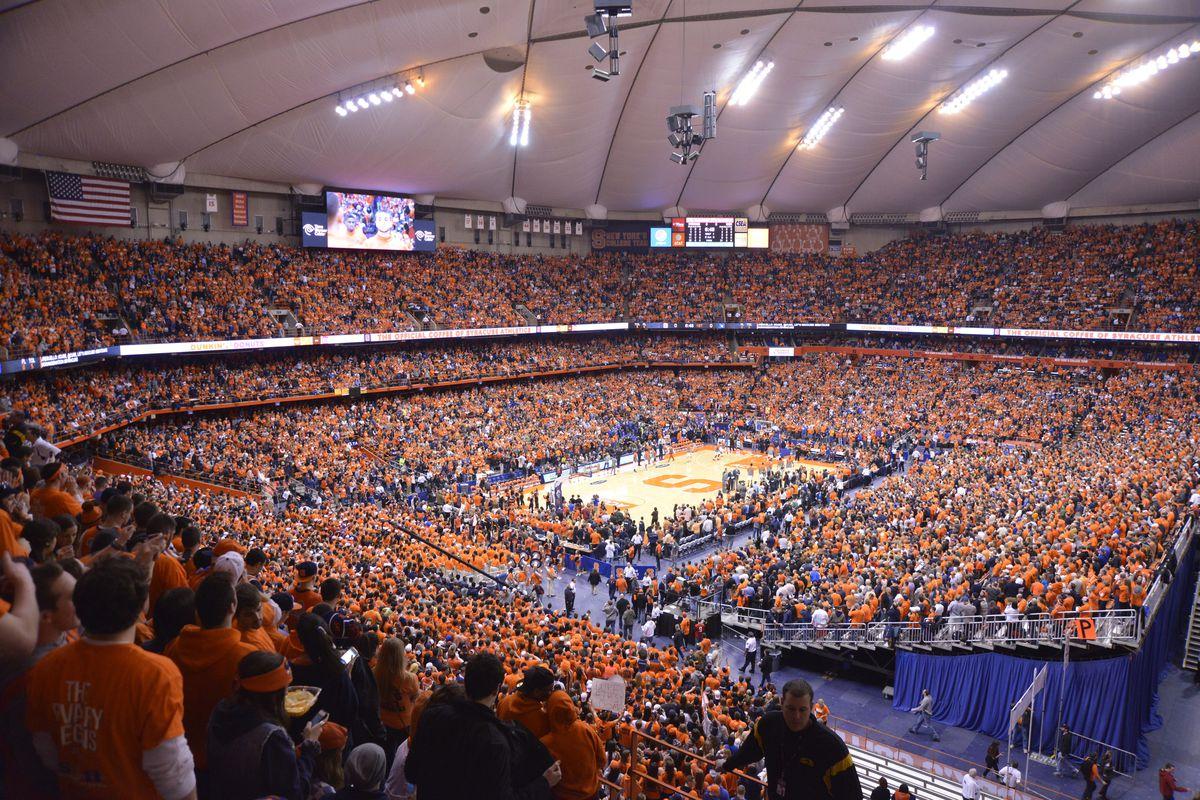 Syracuse Basketball Duke Tickets On Sale November 10 For Alumni