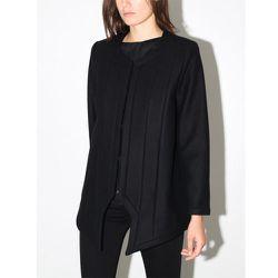 "<b>Candamill</b> Roebling Jacket, <a href=""http://www.oaknyc.com/candamill-roebling-jacket-black.html"">$758</a> at Oak"