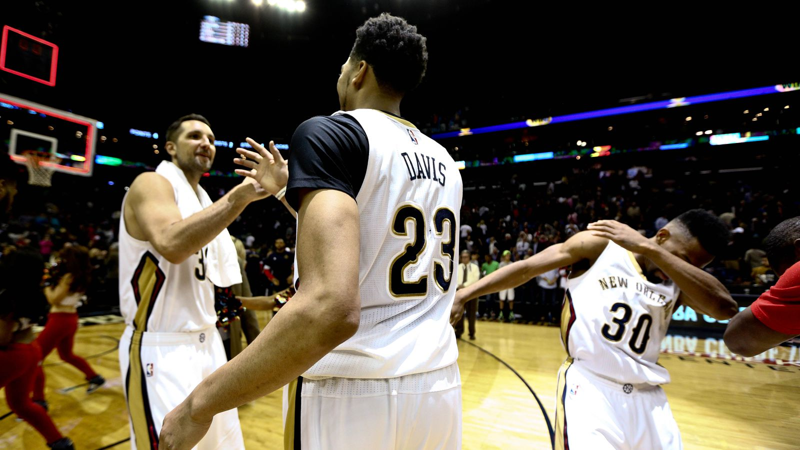Houston Rockets vs. New Orleans Pelicans game preview ...